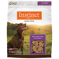 Nature's Variety Instinct Grain-Free Rabbit & Apples Biscuits