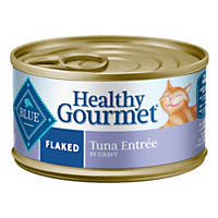 Blue Buffalo Healthy Gourmet Flaked Tuna Adult Canned Cat Food