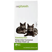So Phresh Unscented Litter Box Liners