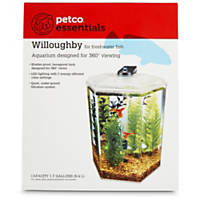Petco Willoughby Hexagonal Fish Tank