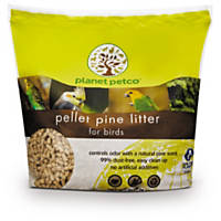 Planet Petco Pellet Pine Bird Litter