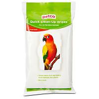 Petco Quick Clean-Up Bird Cage Wipes