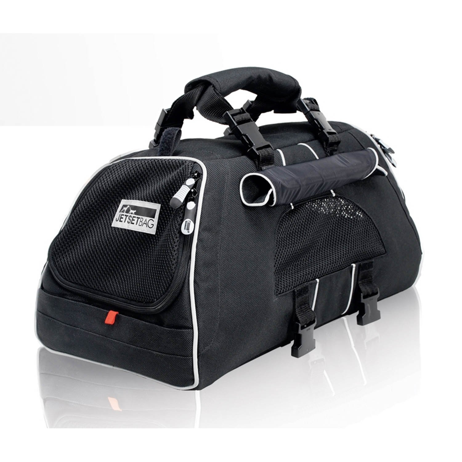 Pet Ego Jet Set Forma Frame Pet Carrier in Black