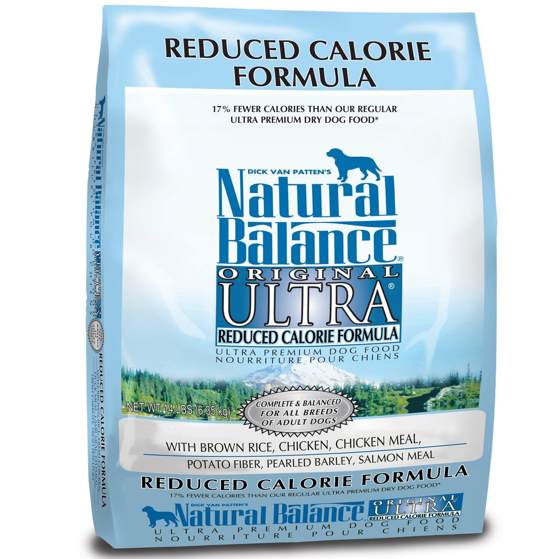 Natural Balance Dog Food Reduced Calorie