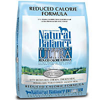 Natural Balance Reduced Calorie Formula Ultra Premium Dog Food