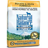 Natural Balance L.I.D. Grain-Free Potato & Duck Dog Food