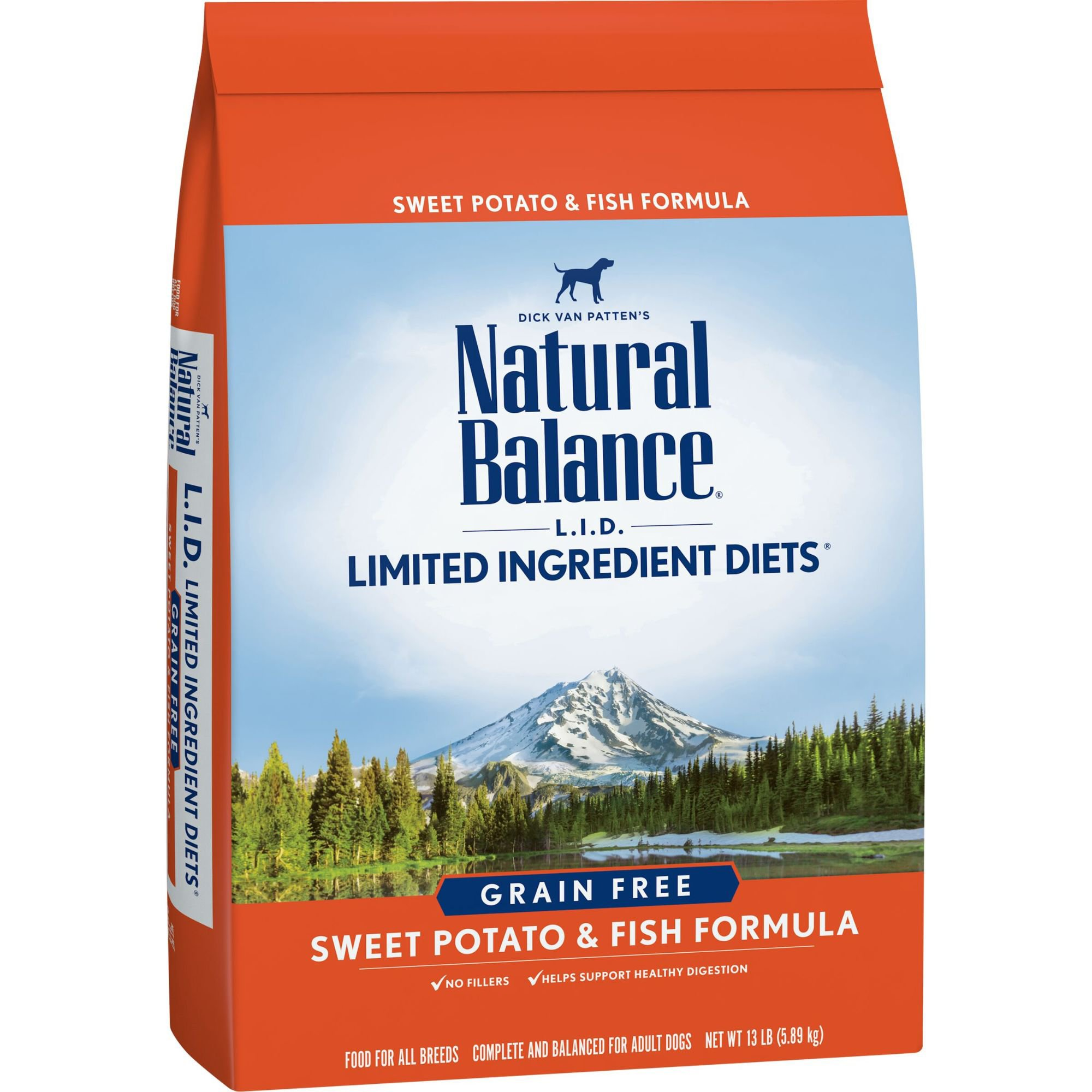 natural balance l i d limited ingredient diets sweet