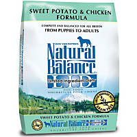 Natural Balance Limited Ingredient Diets Sweet Potato & Chicken Dog Food