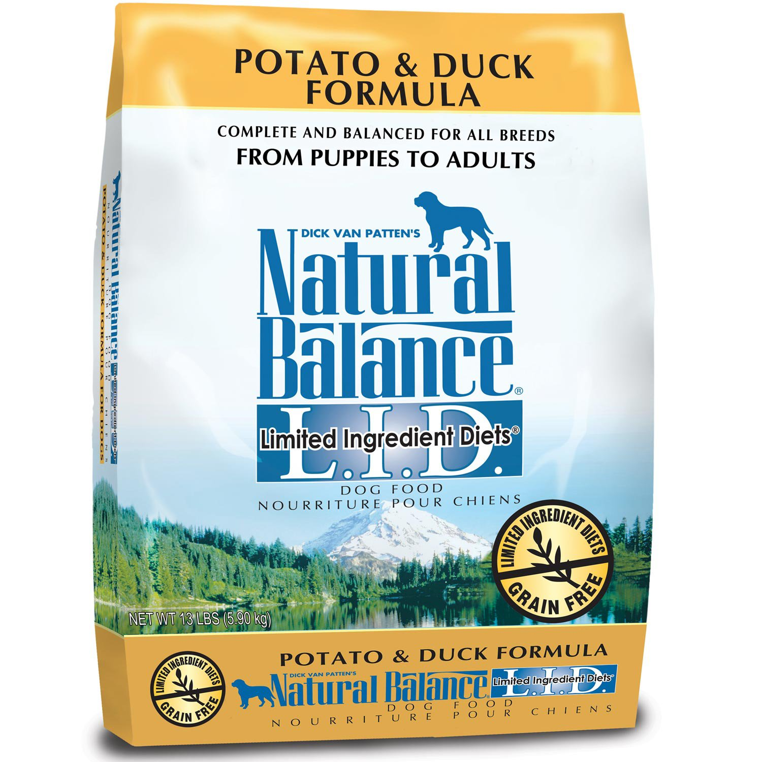 Top 313 Complaints and Reviews about Natural Balance Pet Foods