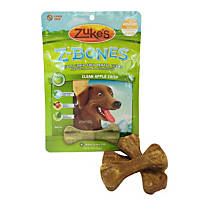 Zuke's Z-Bones Edible Grain Free Dog Dental Chews