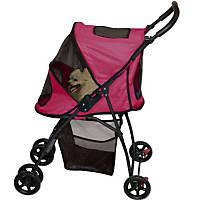 Pet Gear Sport Lite Pet Stroller in Pink
