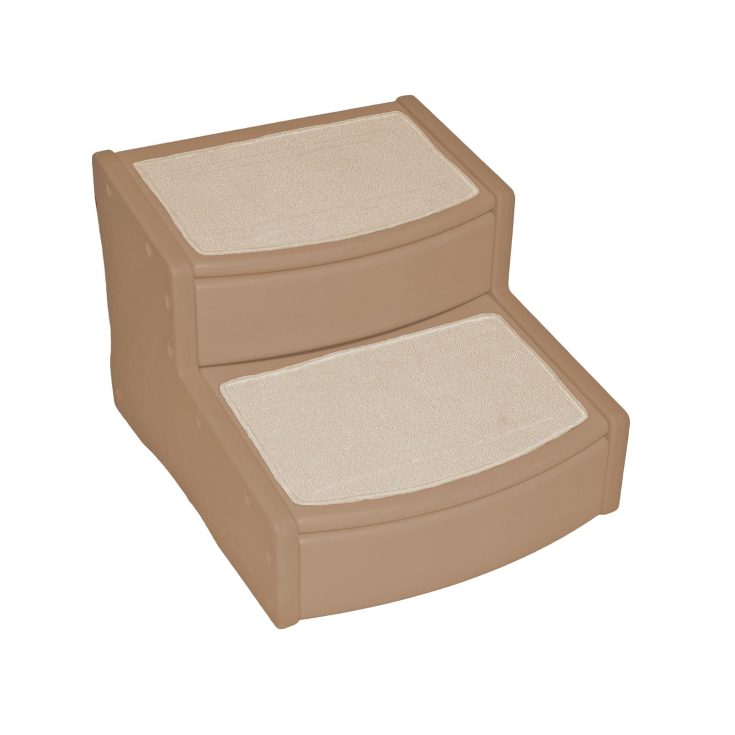 Pet Gear Extra Wide Easy Step II Pet Stairs in Tan