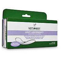 Vet's Best Light Absorbency Diaper Liners