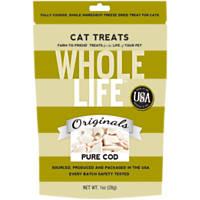 Whole Life Pure Cod Freeze-Dried Cat Treats