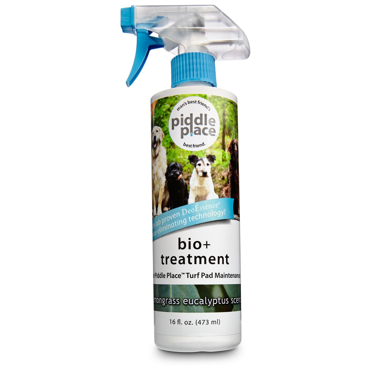 Piddle Place Bio+Treatment Turf Pad Maintenance