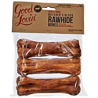 Good Lovin' Beef Flavor Rawhide Dog Bones