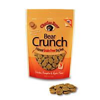 Charlee Bear Grain Free Chicken, Pumpkin & Apple Bear Crunch Dog Treats