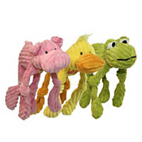Multipet Corduroy Critters Dog Toy