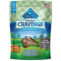 Blue Buffalo Kitchen Cravings Chicken Sausage Dog Treats