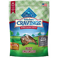 Blue Buffalo Kitchen Cravings Beef Sausage Dog Treats