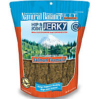 Natural Balance L.I.T. Limited Ingredient Treats Hip & Joint Salmon Jerky Dog Treats