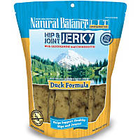 Natural Balance L.I.T. Limited Ingredient Treats Hip & Joint Duck Jerky Dog Treats