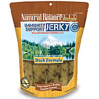 Natural Balance L.I.T. Limited Ingredient Treats Immunity Support Duck Jerky Dog Treats