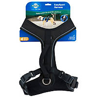 PetSafe EasySport Black Dog Harness