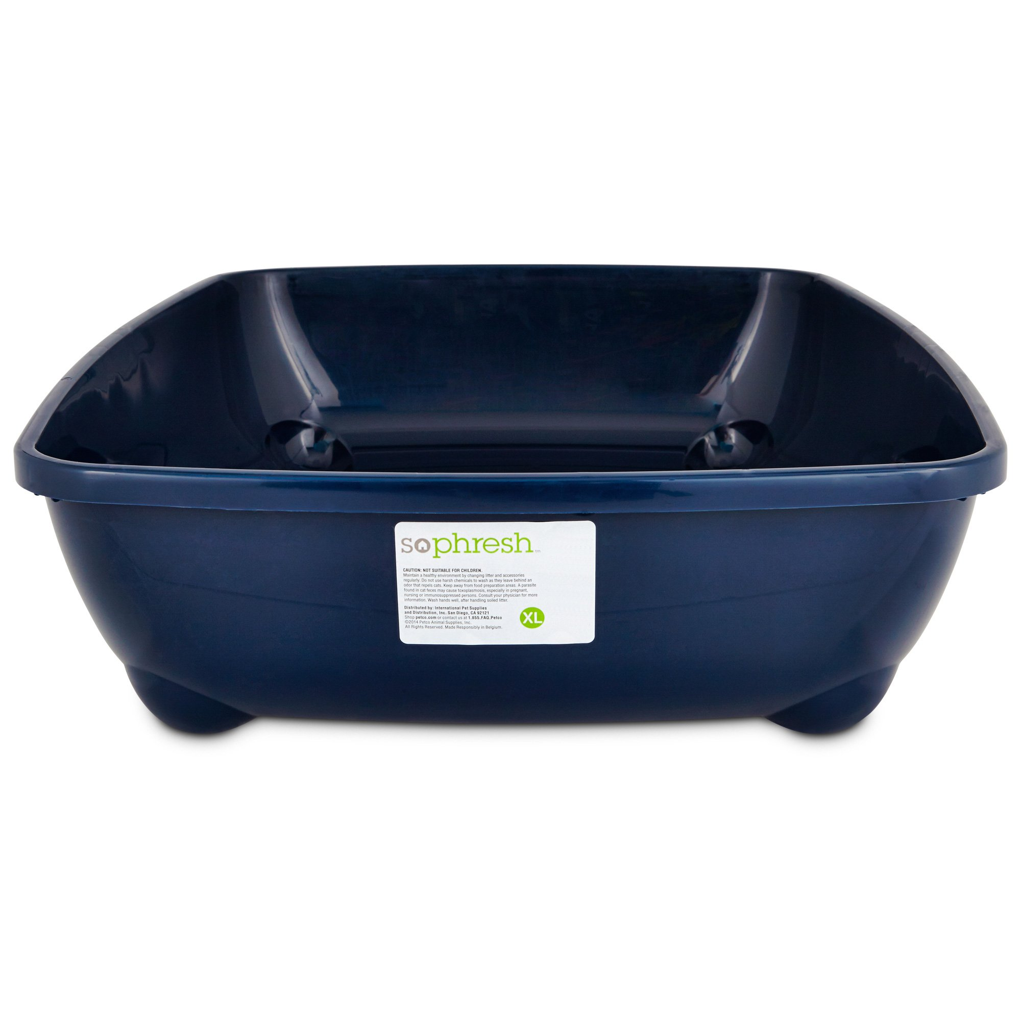 So Phresh Blue X-Large Open Litter Box