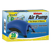 Tetra Whisper Aquarium Air Pump, For 20 gallon Aquariums
