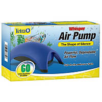 Tetra Whisper Aquarium Air Pump, For 60 gallon Aquariums