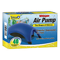 Tetra Whisper Aquarium Air Pump, For 40 gallon Aquariums