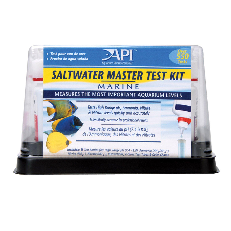 Api saltwater master test kit petco for Petco saltwater fish