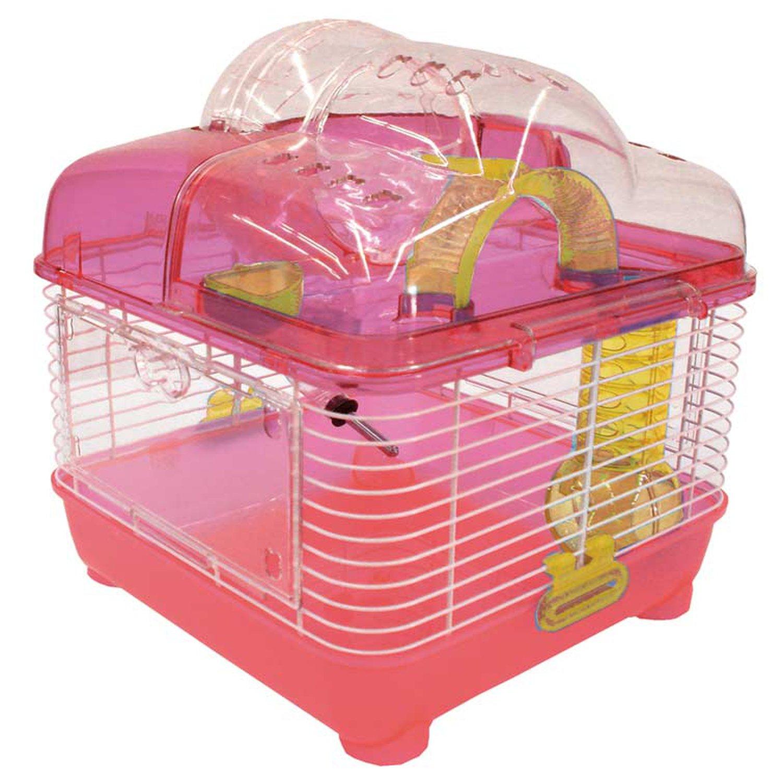 yml pink hamster cage petco. Black Bedroom Furniture Sets. Home Design Ideas