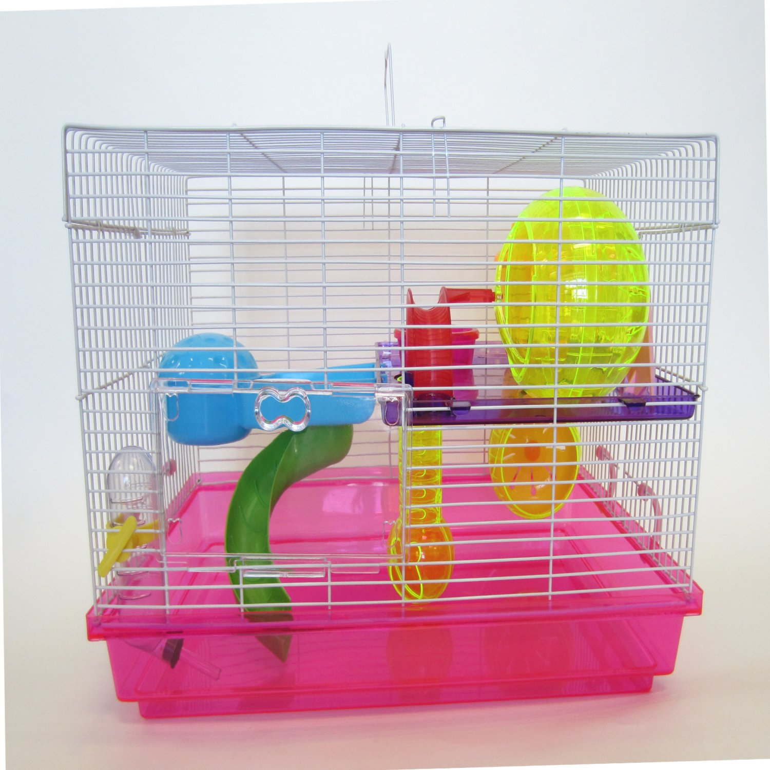 YML Large Hamster Cage in Pink