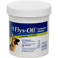 Farnam Flys-Off Fly Repellent Ointment for Wounds & Sores