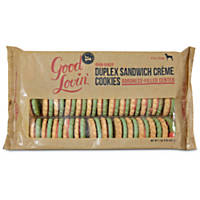 Time for Joy Holiday Duplex Creme Cookies