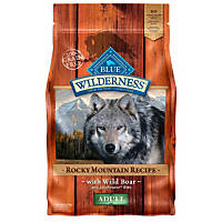Blue Buffalo Wilderness Rocky Mountain Recipe with Wild Boar Adult Dog Food