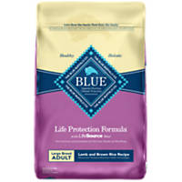 Blue Buffalo Life Protection Lamb & Brown Rice Large Breed Adult Dog Food