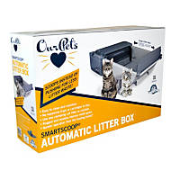 Our Pet's SmartScoop Automatic Cat Litter Box