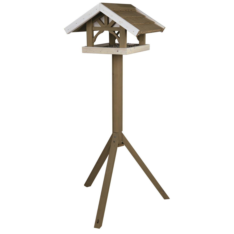 Trixie Nantucket Wooden Bird Feeder & Stand
