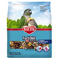 Kaytee Forti-Diet Pro Health Conure & Lovebird Food