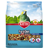 Kaytee Forti-Diet Pro Health Safflower Parrot Food