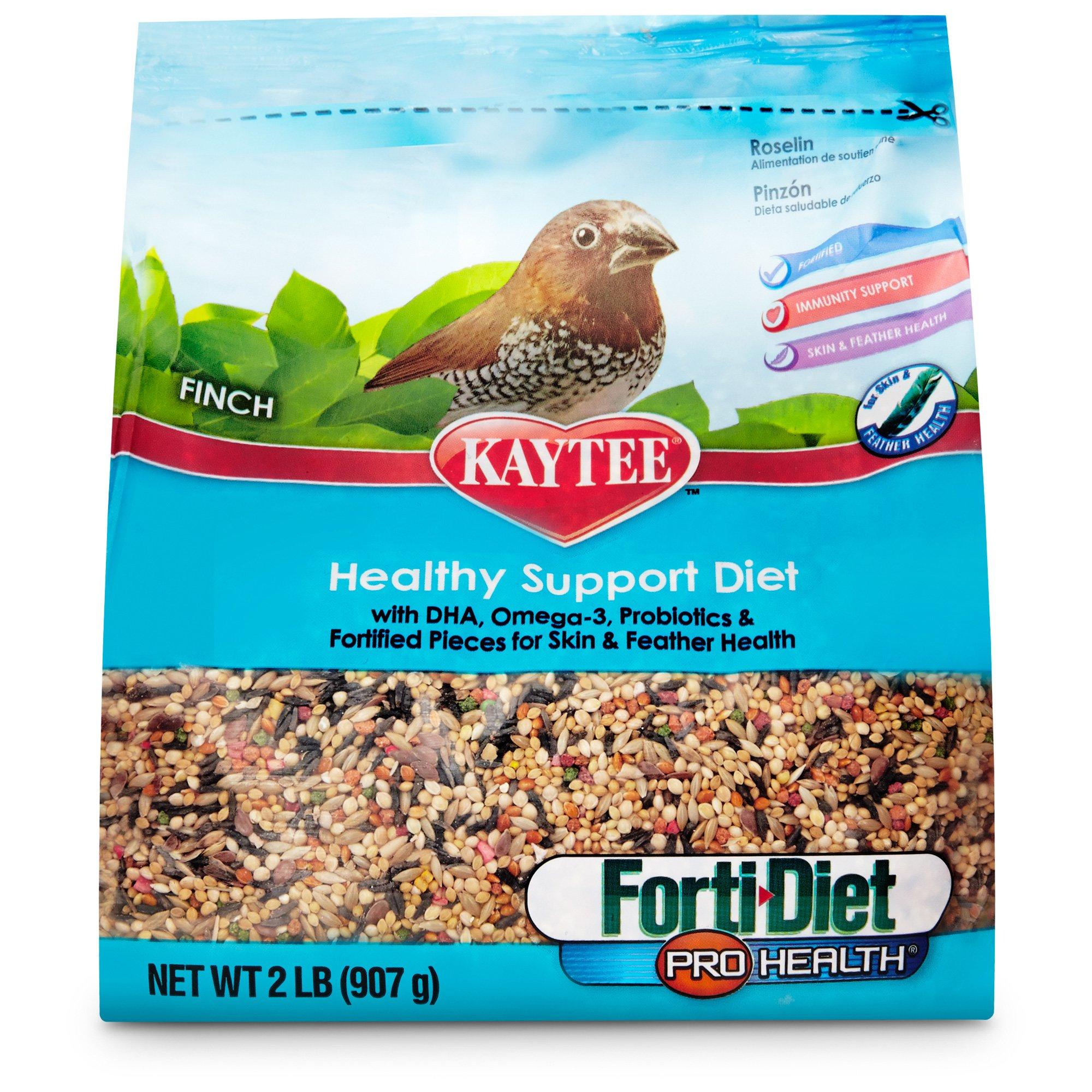 Kaytee Forti-Diet Pro Health Finch Food