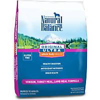 Natural Balance Original Ultra Whole Body Health Venison, Turkey & Lamb Dog Food