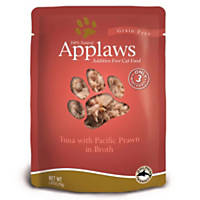 Applaws Tuna and Prawn  Adult Cat Food Pouch