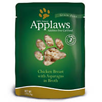 Applaws Chicken and Asparagus Adult Cat Food Pouch