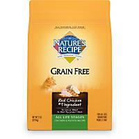 Nature's Recipe Grain Free All Lifestages Chicken & Potato Cat Food