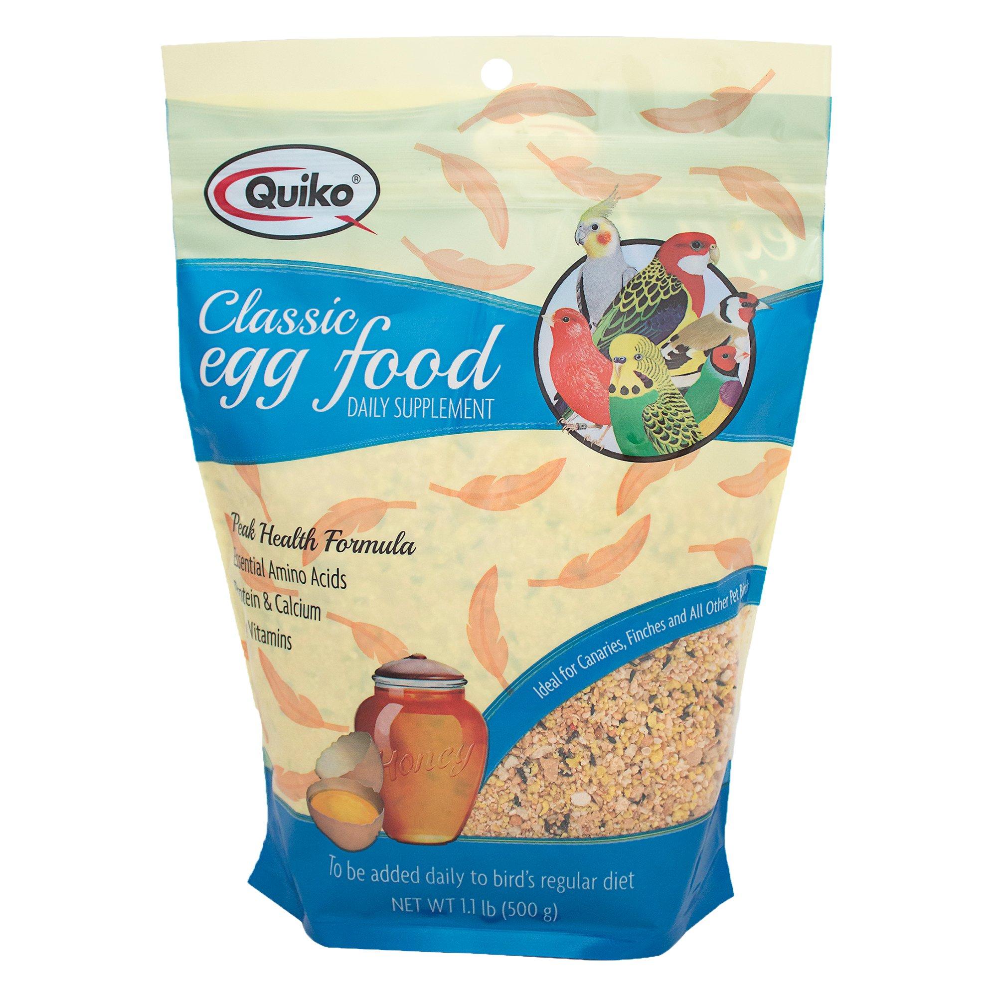 Quiko Classic Egg Bird Food Supplement