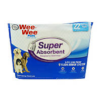 Four Paws Wee-Wee Super Absorbent Potty Pads